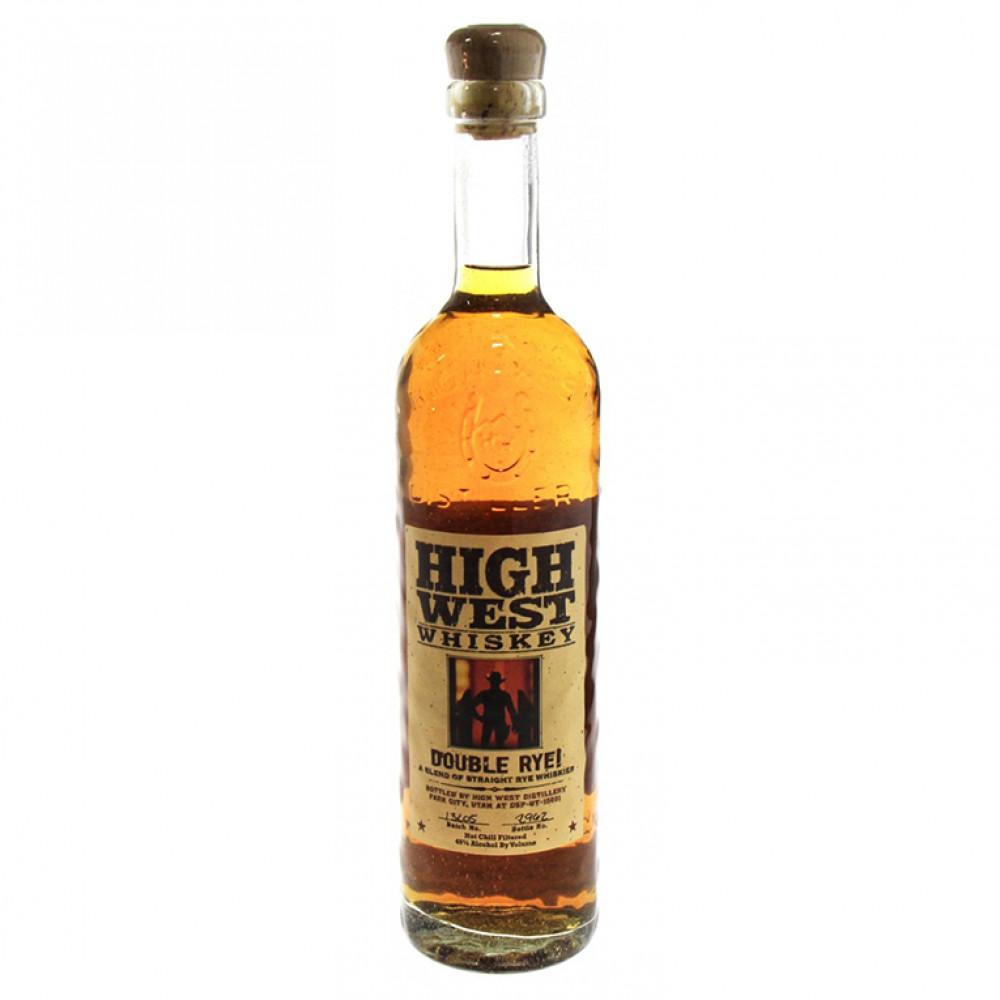 Виски Хай Вест Дабл Рай