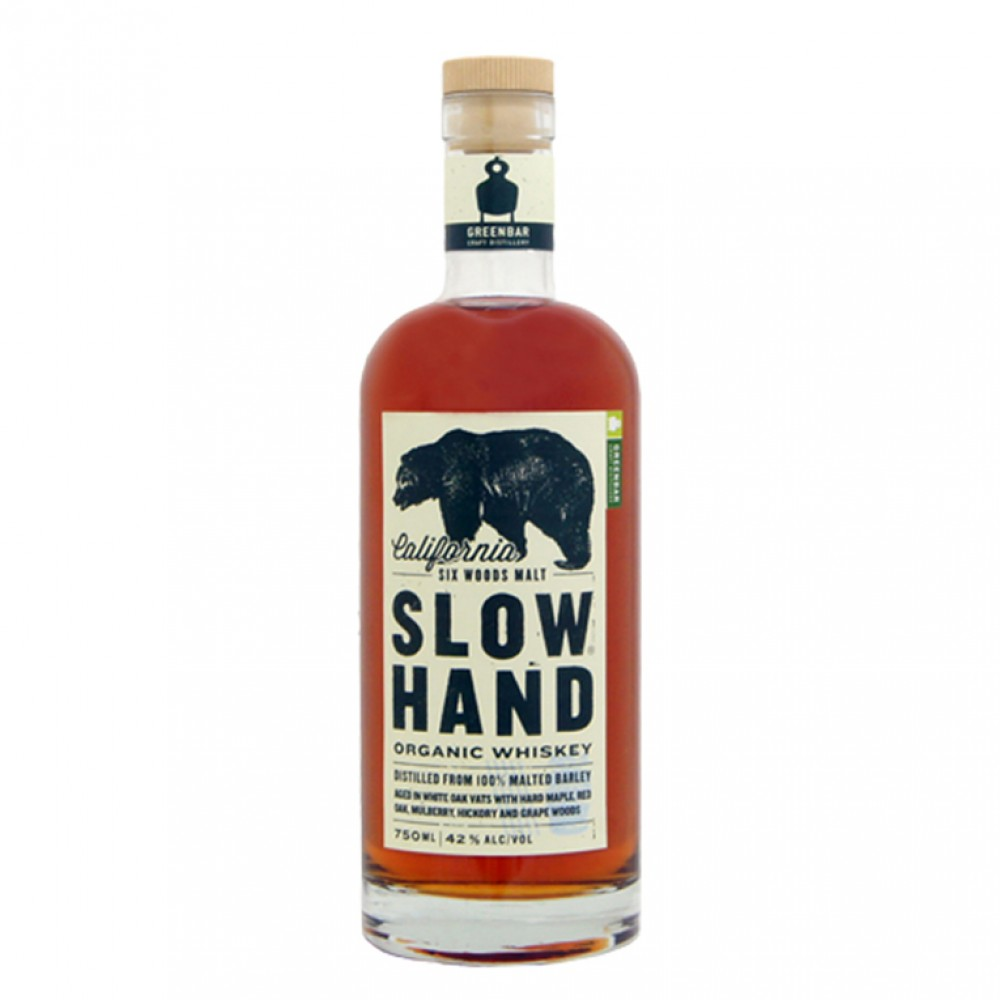 Виски Калифорния Сикс Вуд Молт Слоу Хэнд Органик
