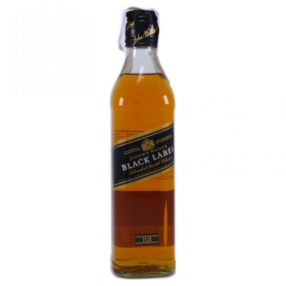 Виски Джонни Уокер Блэк Лэйбл
