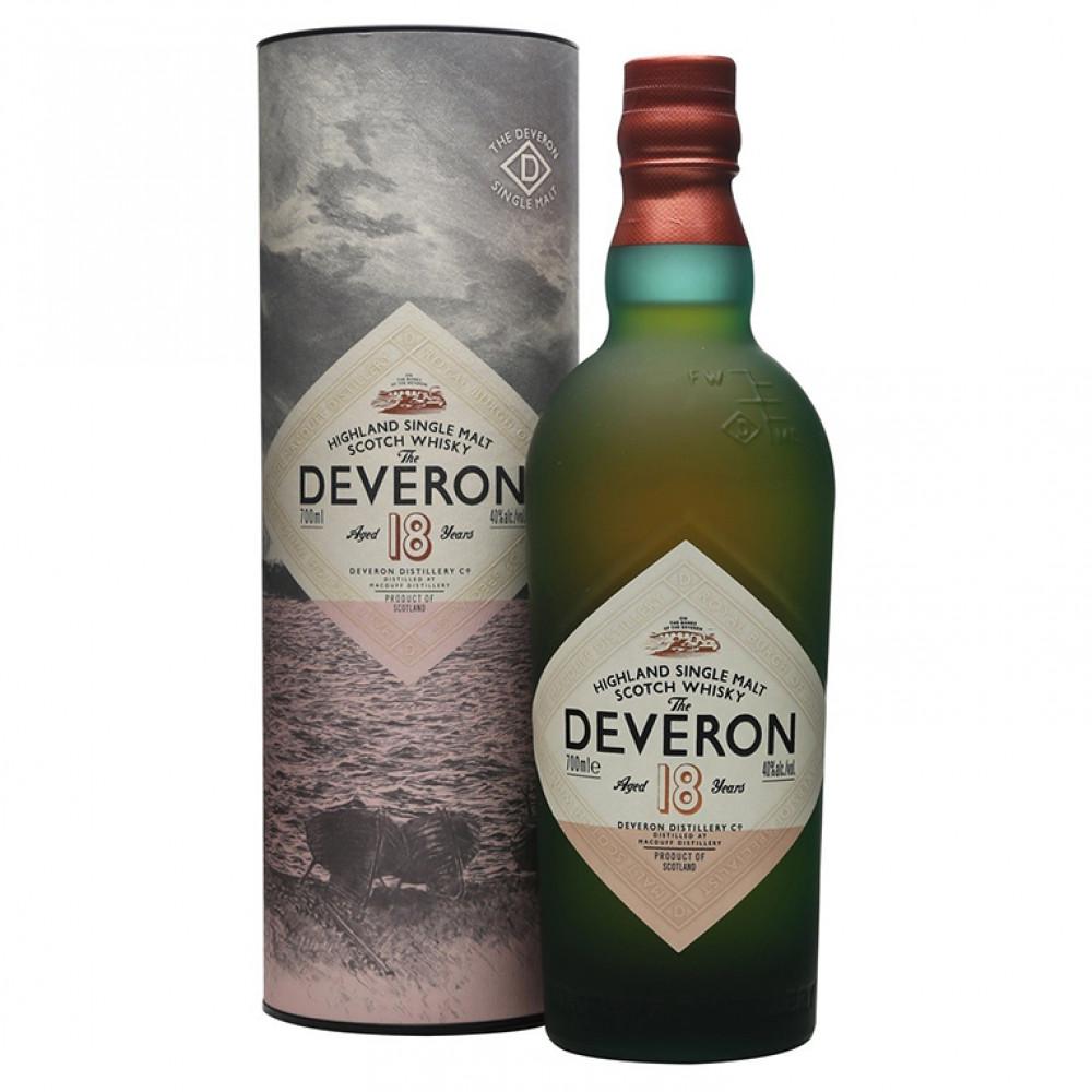 Виски Дэверон 18 (п/к)