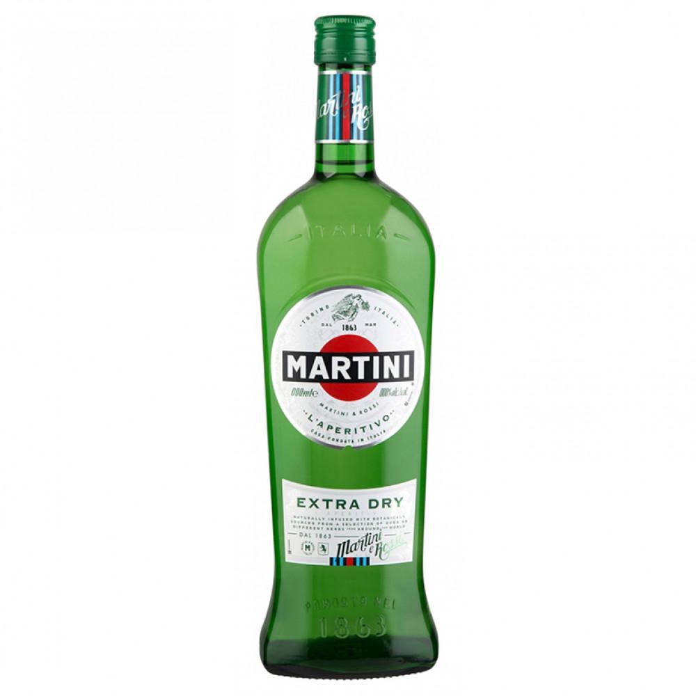 Вермут Мартини Экстра Драй Martini&Rossi