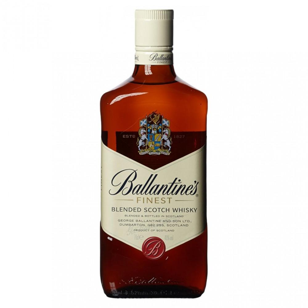 Виски Баллантайнс Файнест