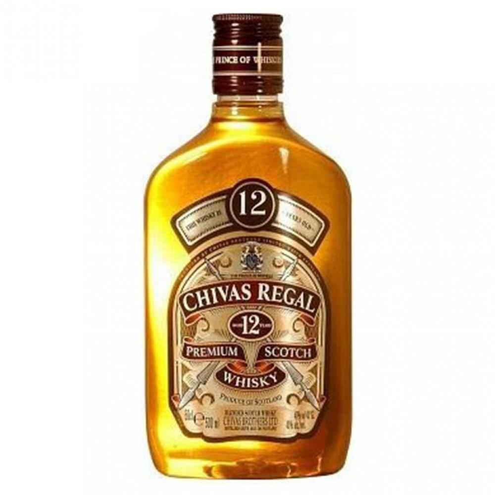 Виски Чивас Ригал 12 лет (ф)