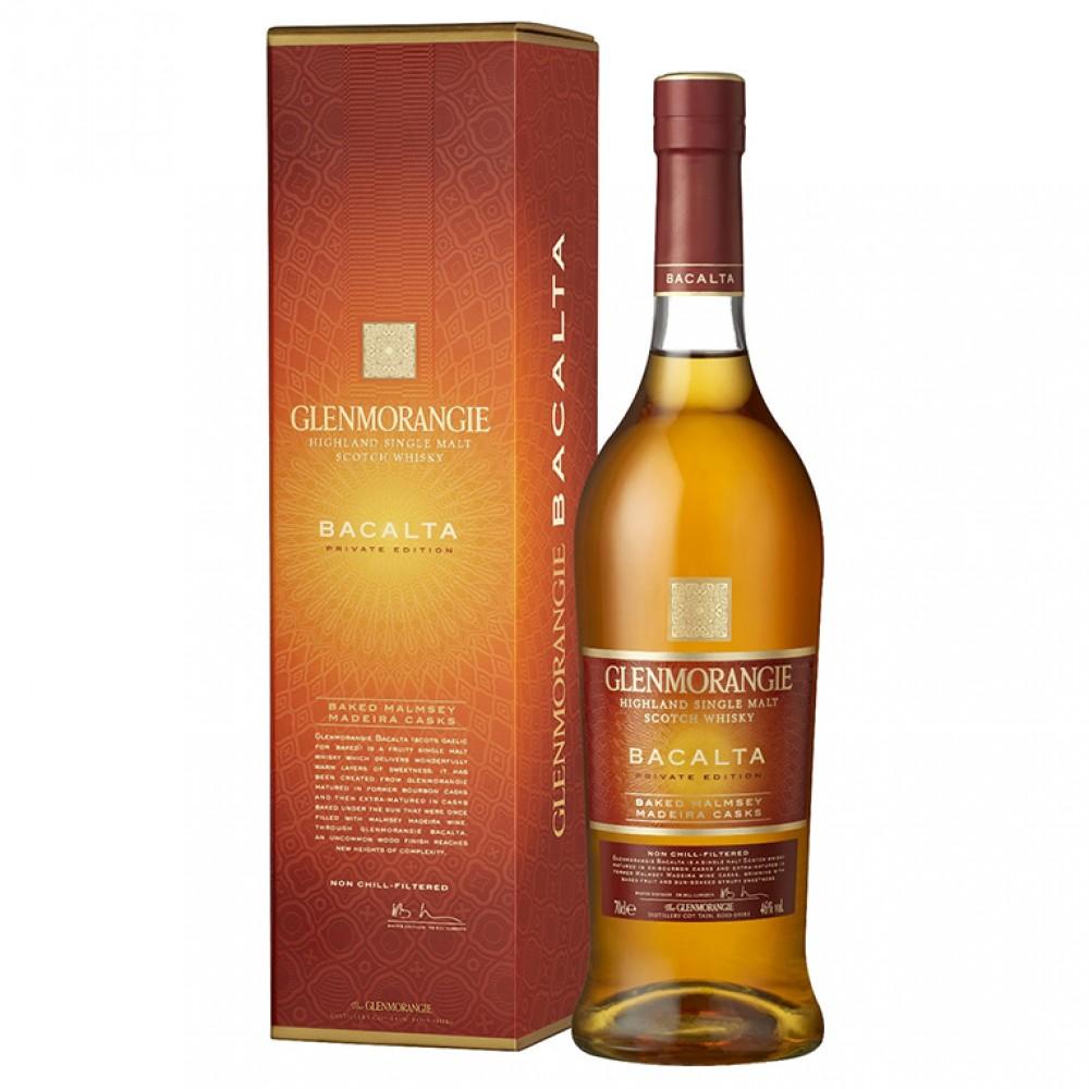 Виски Гленморанджи Бакалта (п/к)