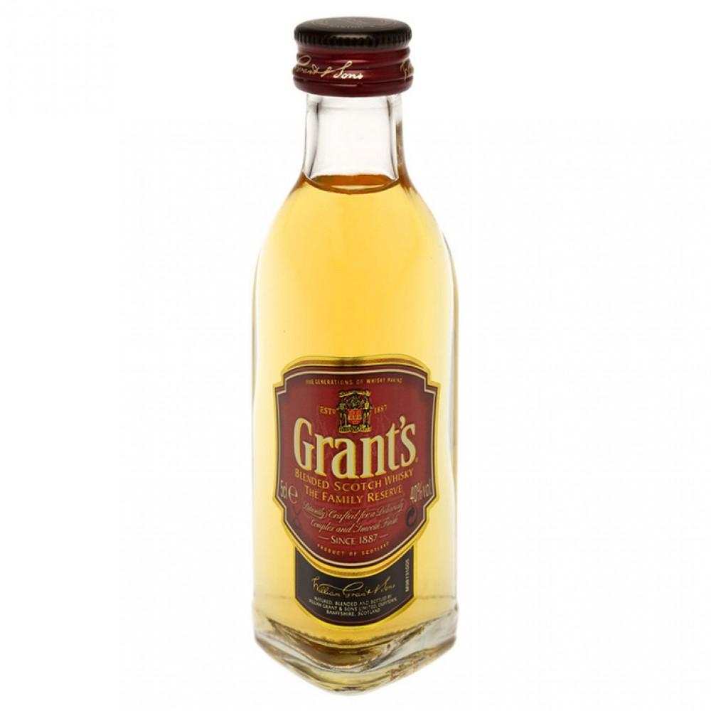 Виски Вильям Грантс Фамили Резерв