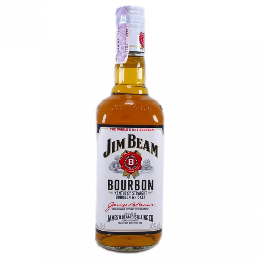 Виски Джим Бим 4 года