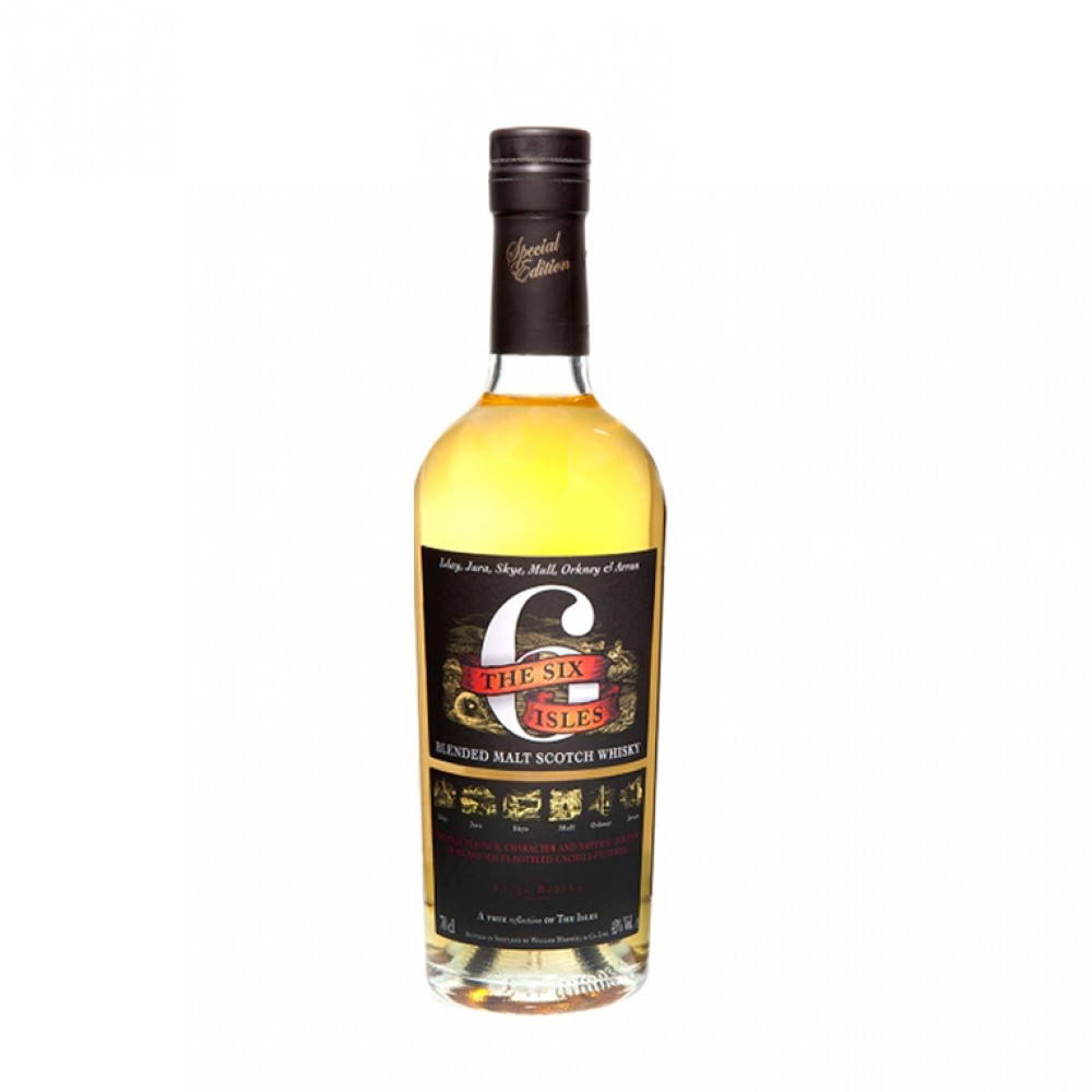 Виски Сикс Айлас