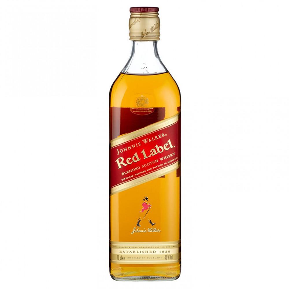 Виски Джонни Уокер Рэд Лэйбл 0.700