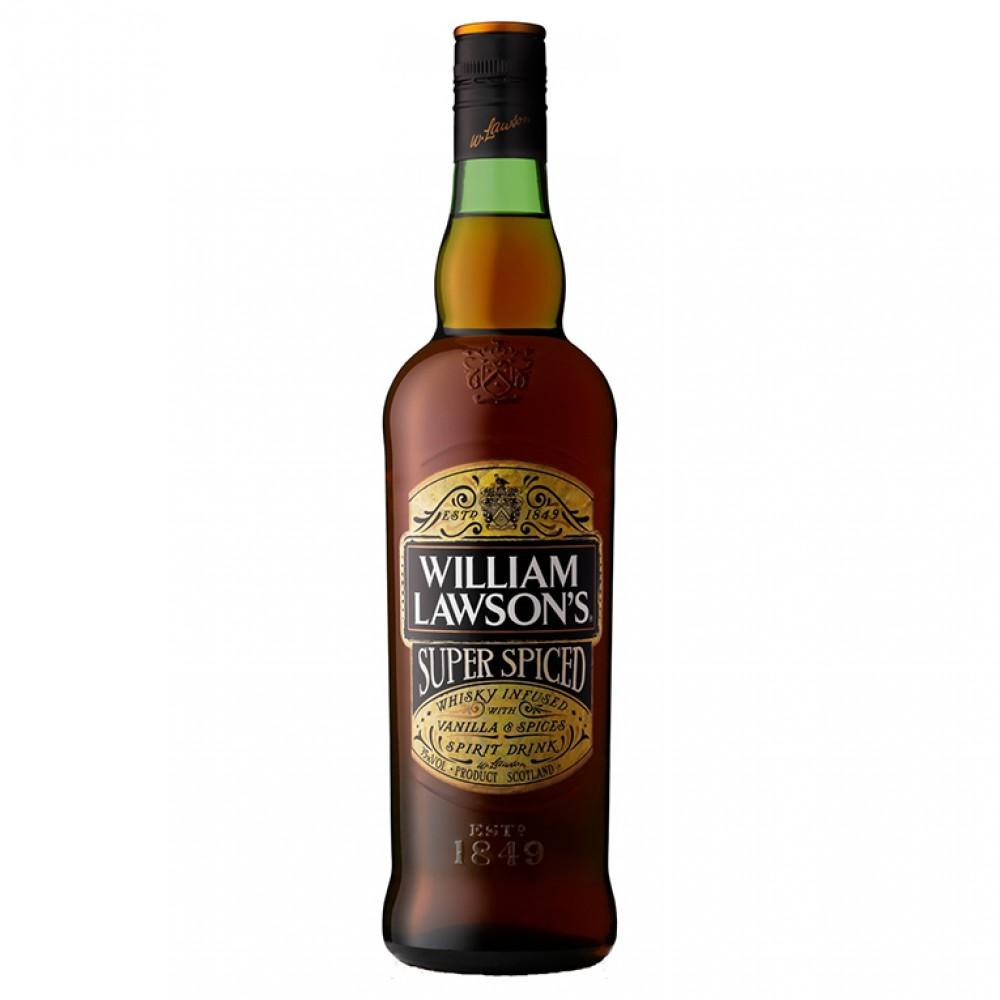 """Виски Вильям Лоусонс Супер Спайсд  """"ТРАДИЦИИ КАЧЕСТВА"""""""