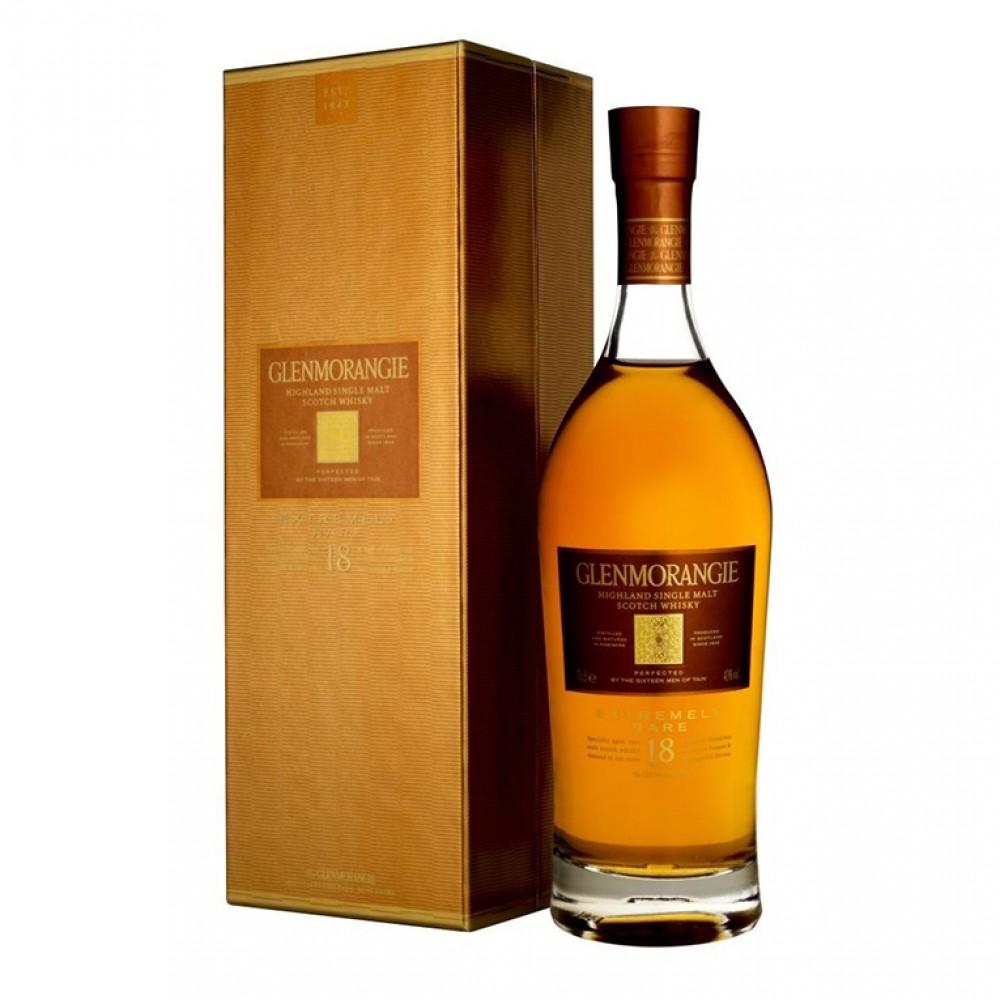 Виски Гленморанджи 18 лет (п/к)