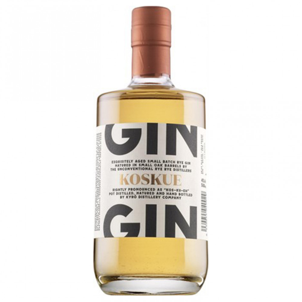 Джин Коскуэ Каск выдержанный 0.1 Kyro Distillery Company
