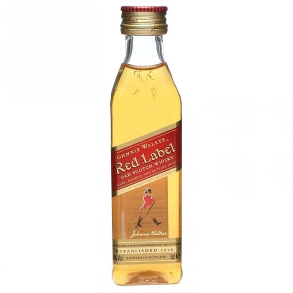 Виски Джонни Уокер Рэд Лэйбл