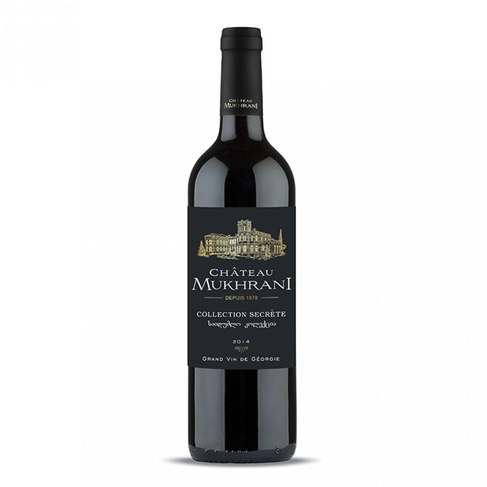 Вино Коллексьон Секрет кр сух 2015