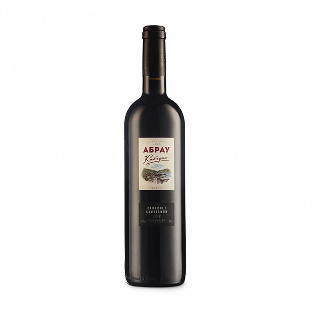 Вино Абрау Каберне кр сух 2016 0.750