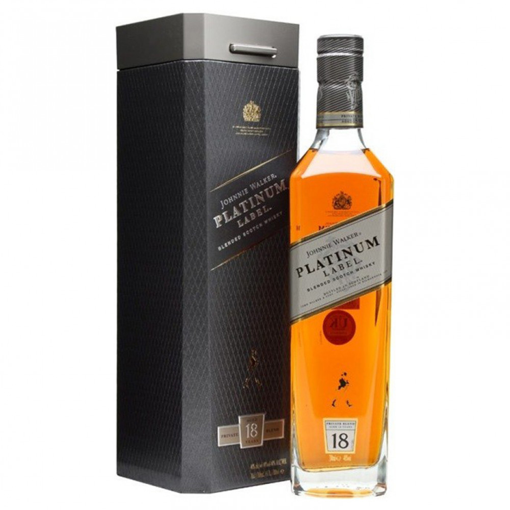 Виски Джонни Уокер 18 лет 0.700