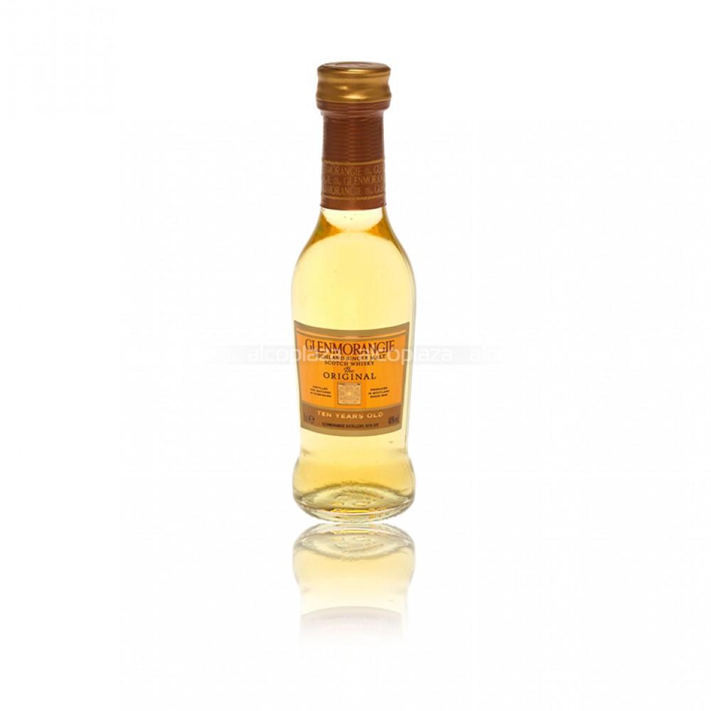 Виски Гленморанджи Орижинал 10 лет 0.050