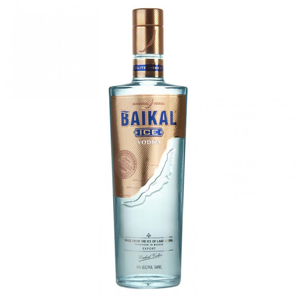 Водка Байкал АЙС 0.500