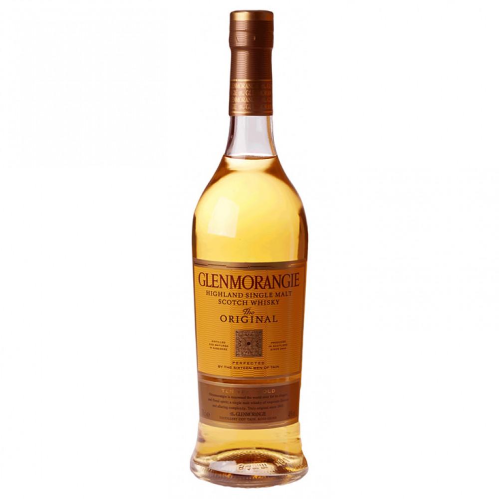 Виски Гленморанджи Орижинал 10 лет 0.700