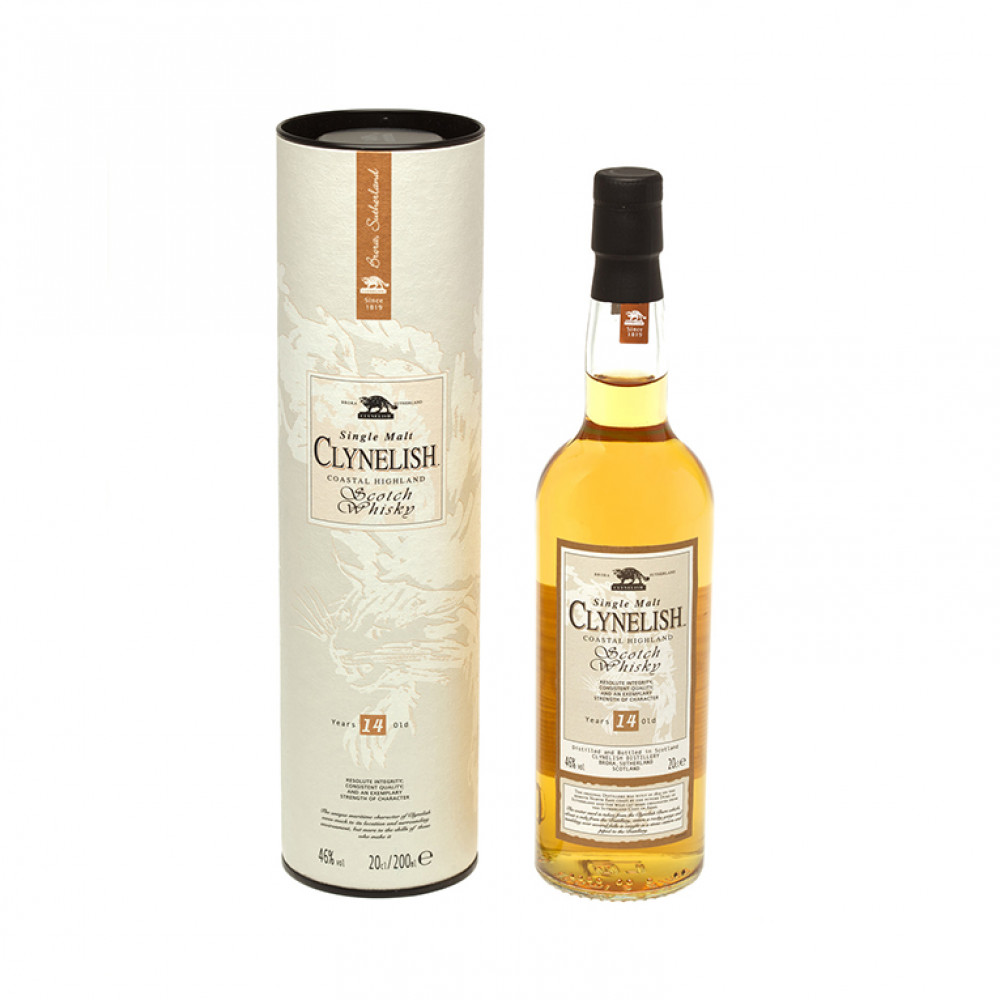 Виски Клайнелиш 14 лет (туба)  0.750