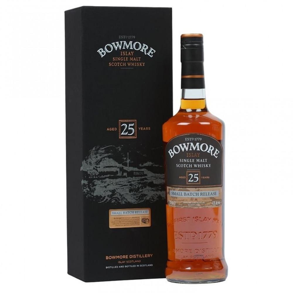 Виски Бомо 25 лет (п/к)  0.700