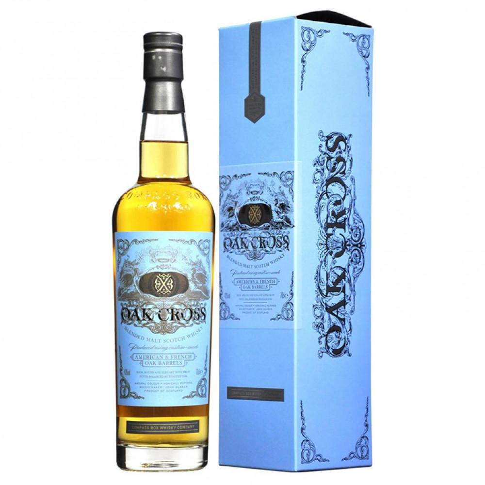 Виски Компасс Бокс Оак Кросс (п/к)  0.700