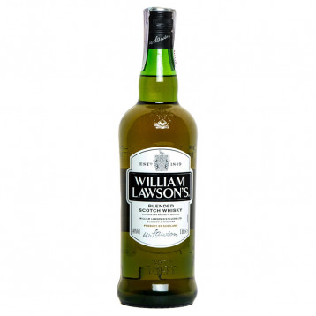 Виски Вильям Лоусонс  1.000