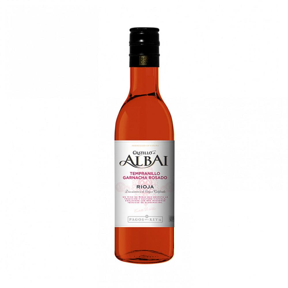 Кастильо де Альбаи ДОК роз сух 0,187 2019 0.187