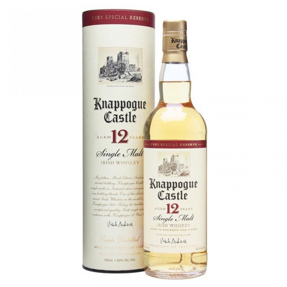 Виски Наппог Касл 12 лет Сингл Молт (п/к)  0.700