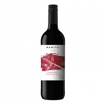 Вино безалкогольное Рамита Каберне Темпранильо кр сух 0.750