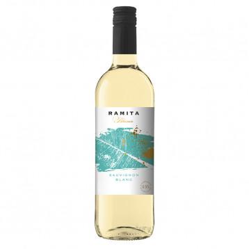Вино безалкогольное Рамита Совиньон Блан бел сух 0.750