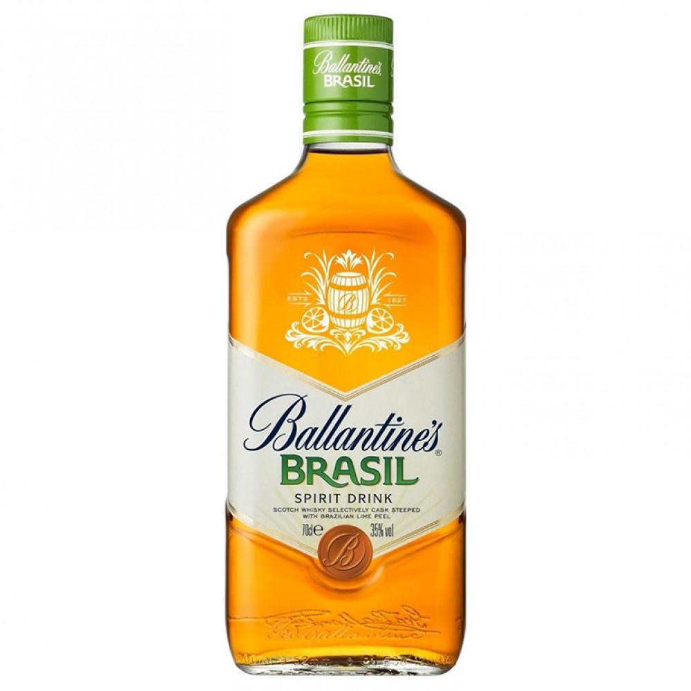 Виски Баллантайнс Бразил Лайм 0.700