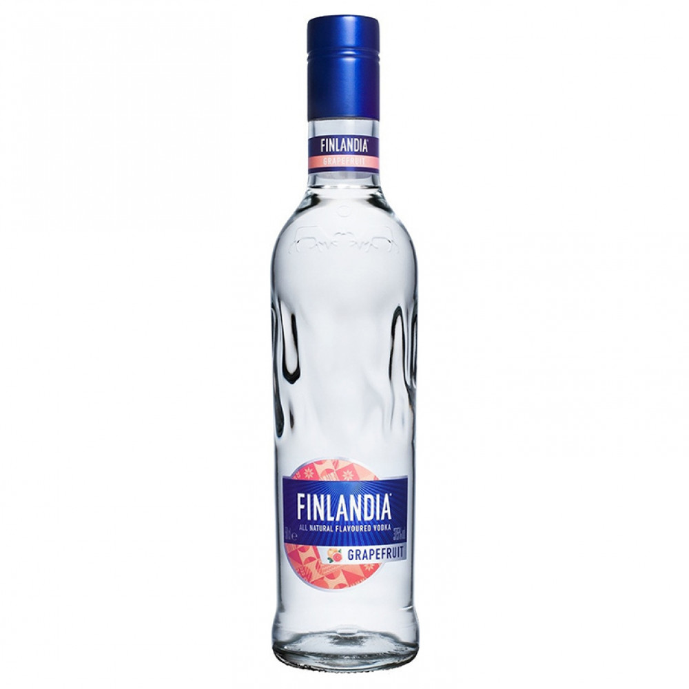 Настойка Финляндия Грейпфрут 0.500