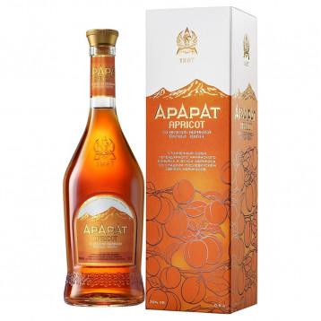Коньяк Арарат Априкот (абрикос)  0.500