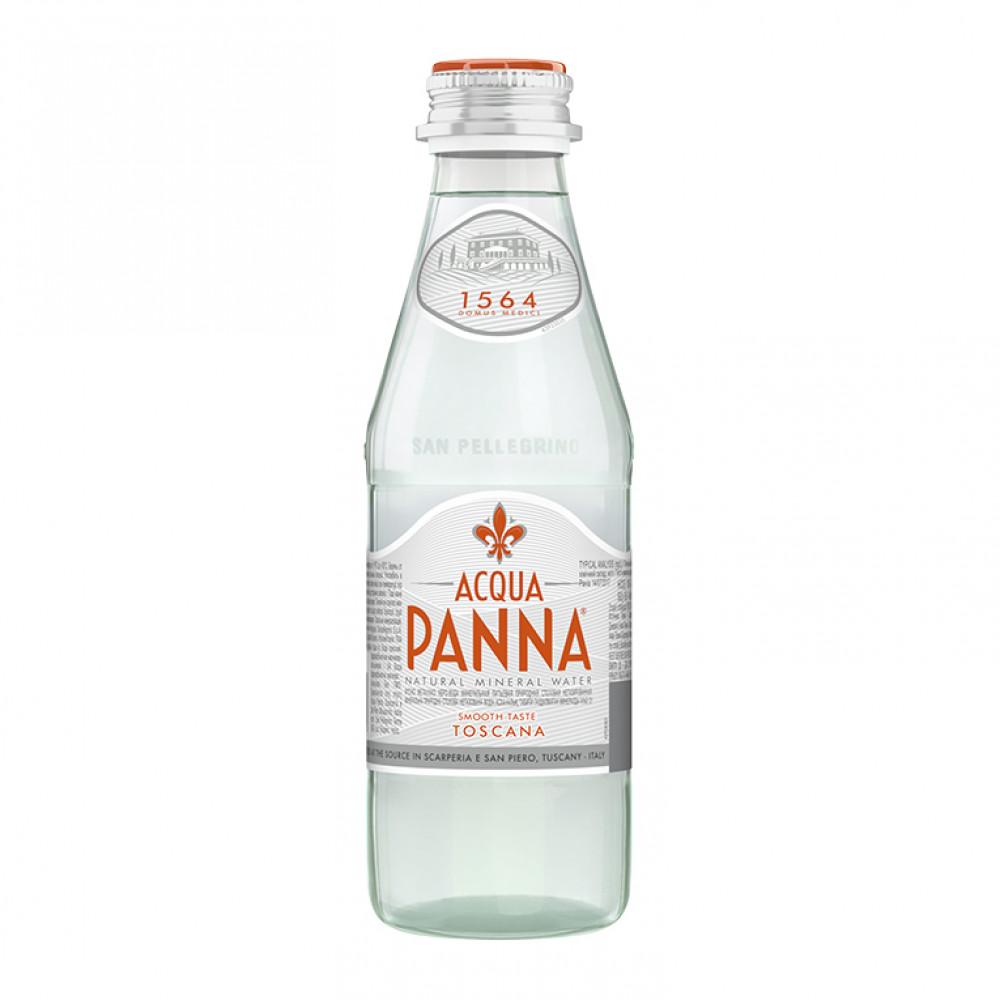 Вода негаз мин Аква Панна ст 0.250