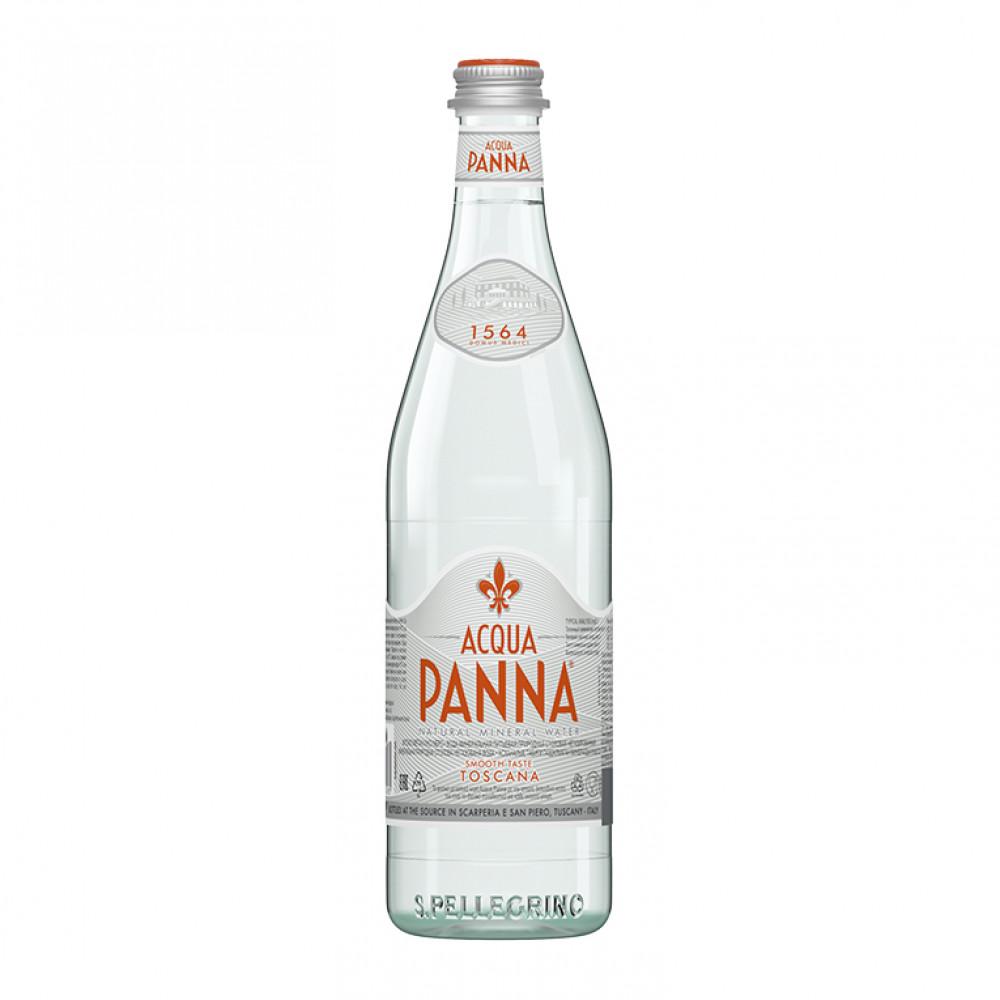 Вода негаз мин Аква Панна ст 0.750
