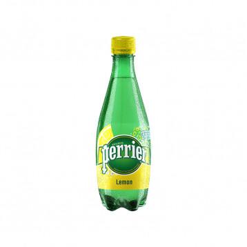 Вода газ мин Перье лимон пэт  0.500
