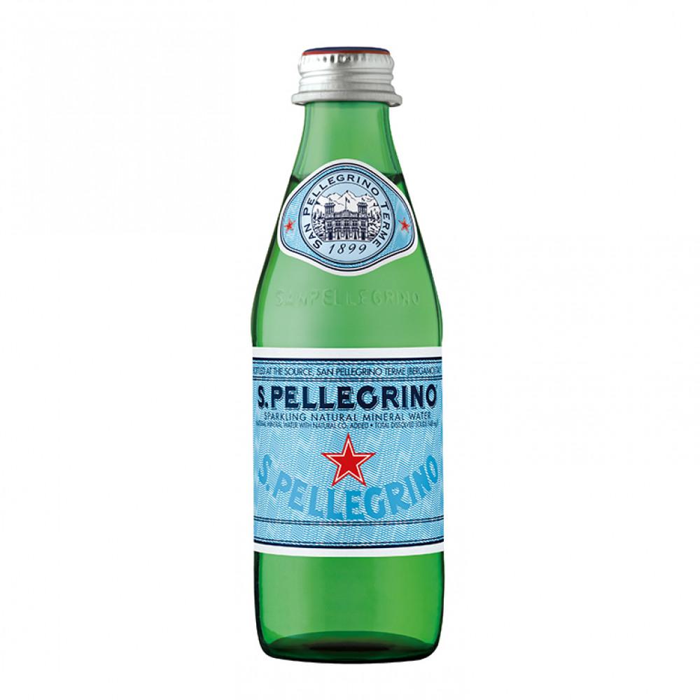 Вода газ мин С.Пеллегрино ст 0.250