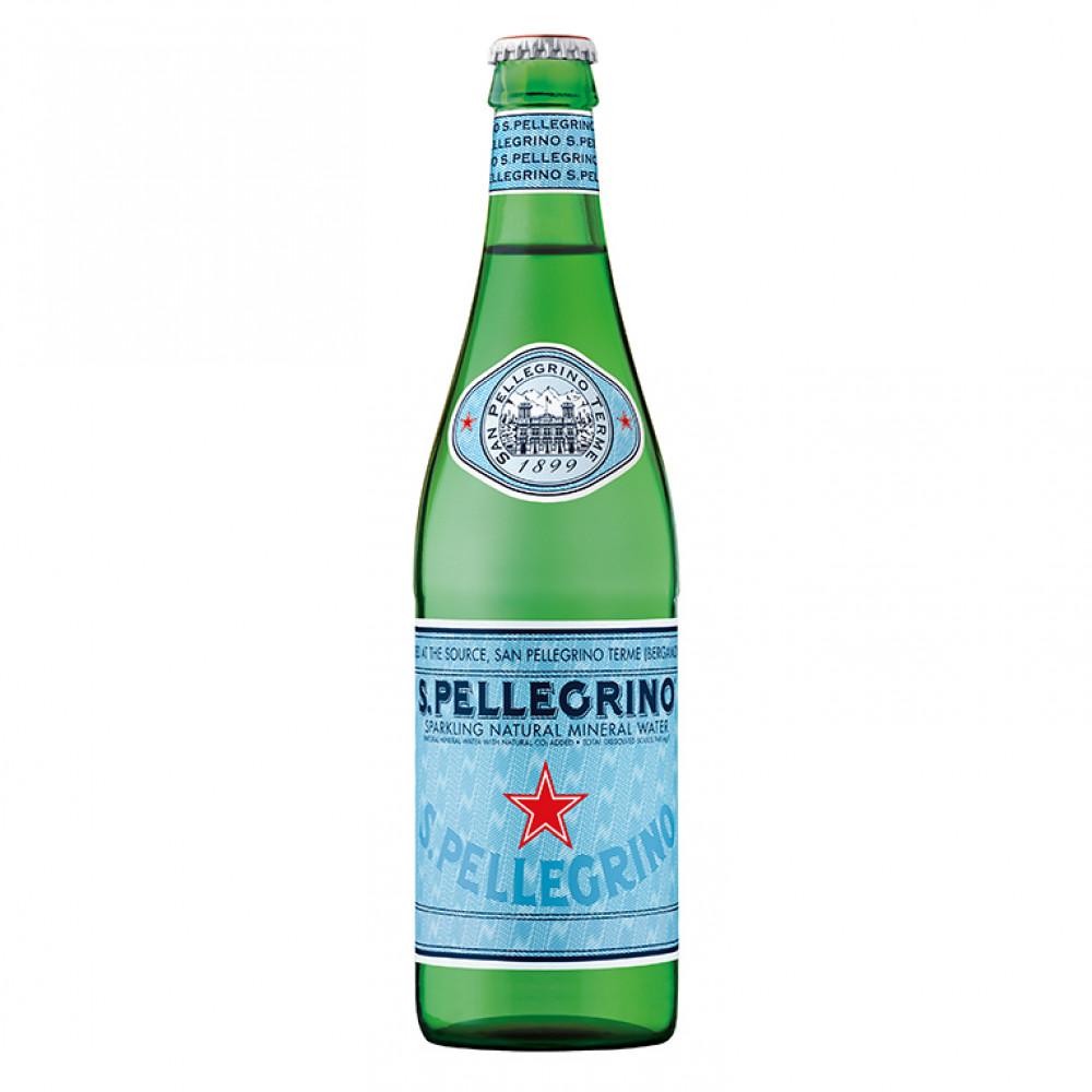Вода газ мин С.Пеллегрино ст 0.500