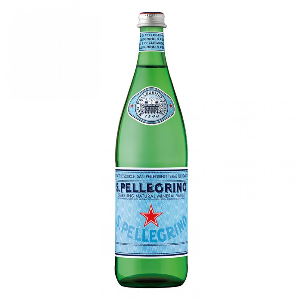 Вода газ мин С.Пеллегрино ст 0.750