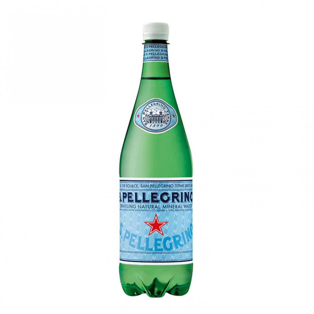 Вода газ мин С.Пеллегрино пэт 1.000