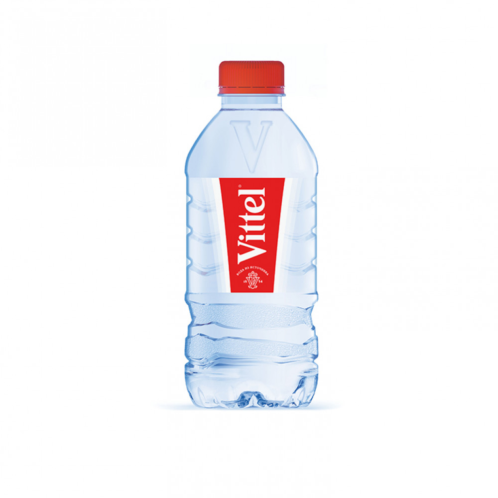 Вода негаз мин Виттель пэт 0.330