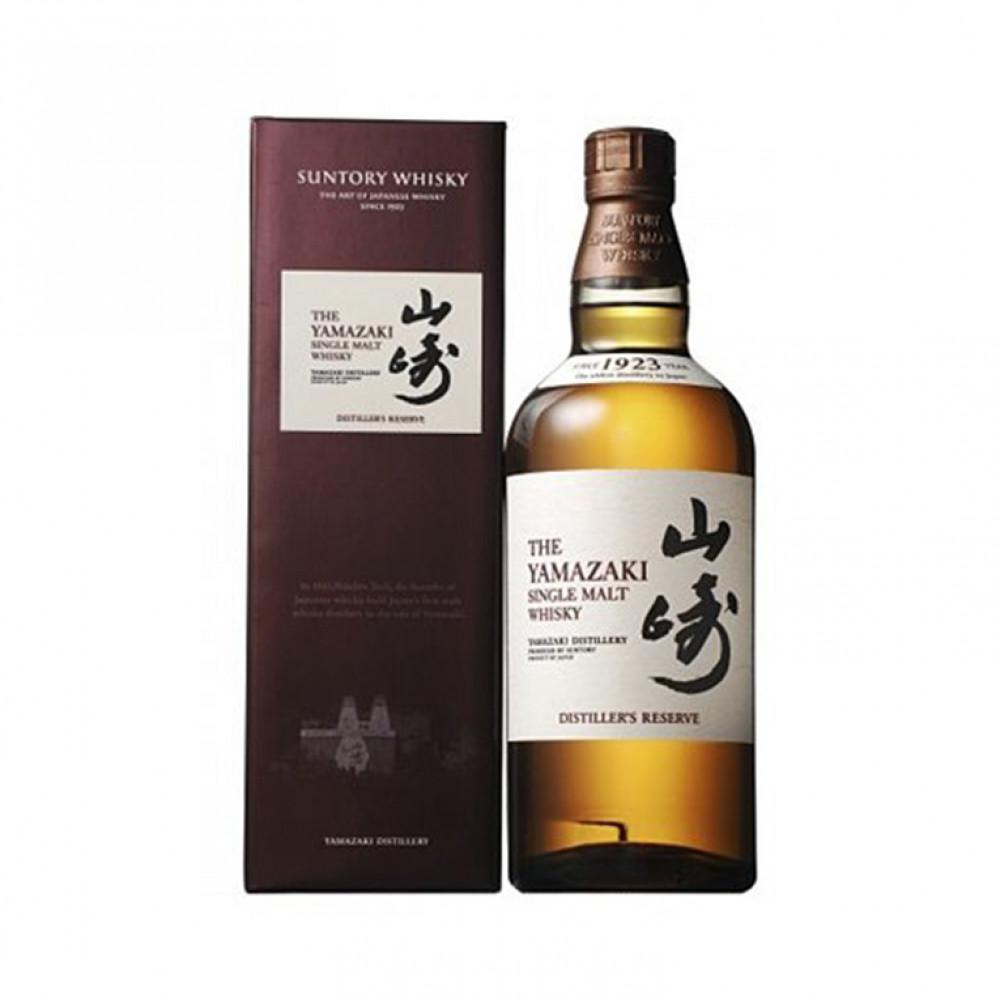 Виски Ямазаки (п/к)  0.700