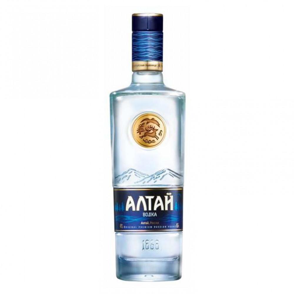 Водка Алтай 0.500