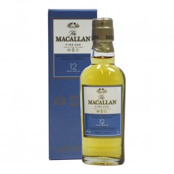 Виски Макаллан Трипл Каск Мейчурд 12 лет (п/к)  0.050