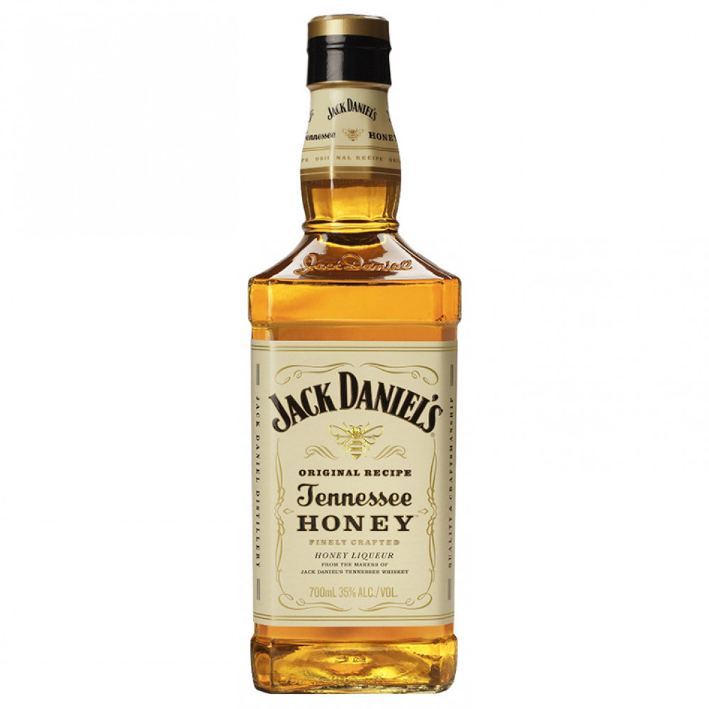 Виски Джек Дэниэлс Теннесси Хани Ликёр 0.700