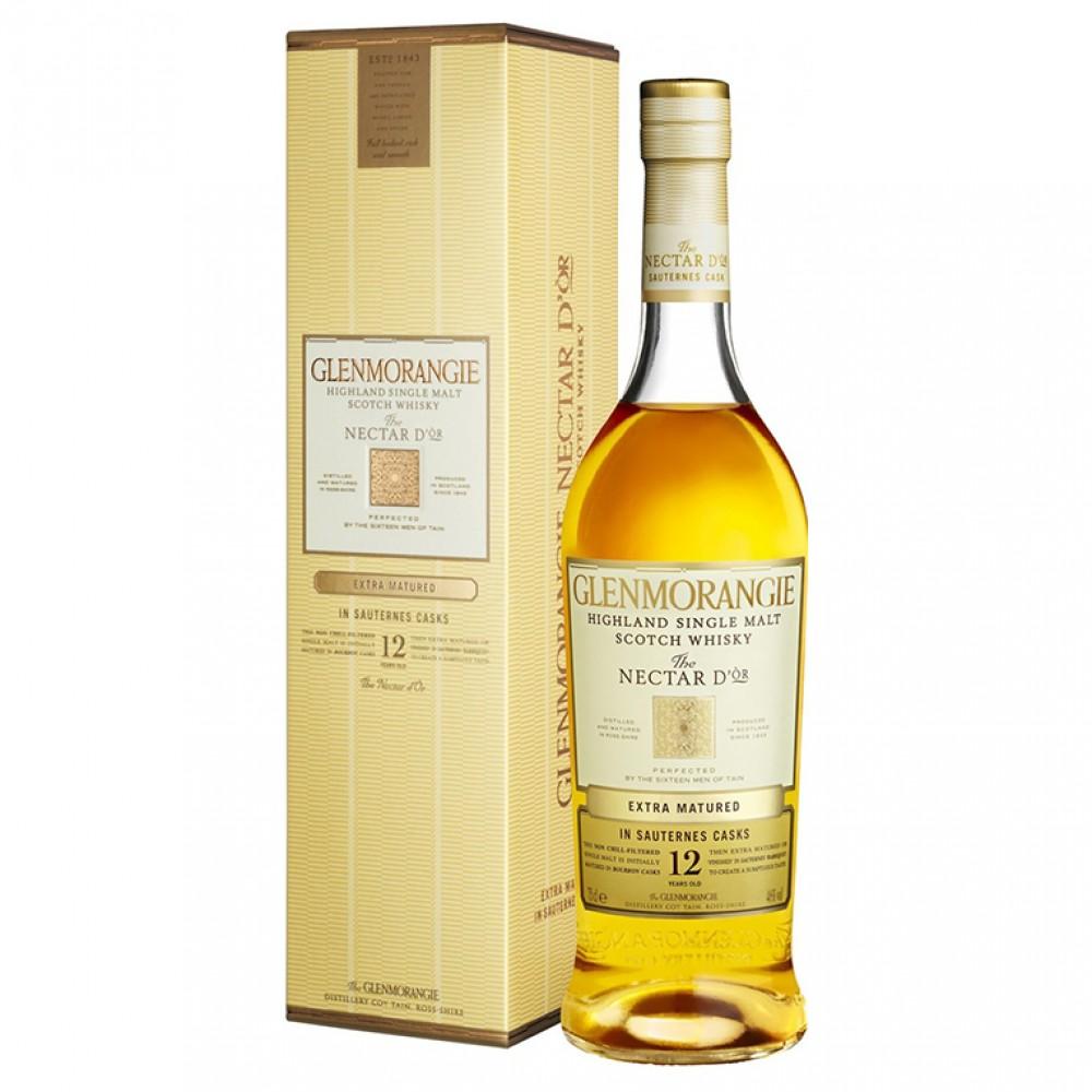 Виски Гленморанджи Нектар Дор (п/к)  0.700