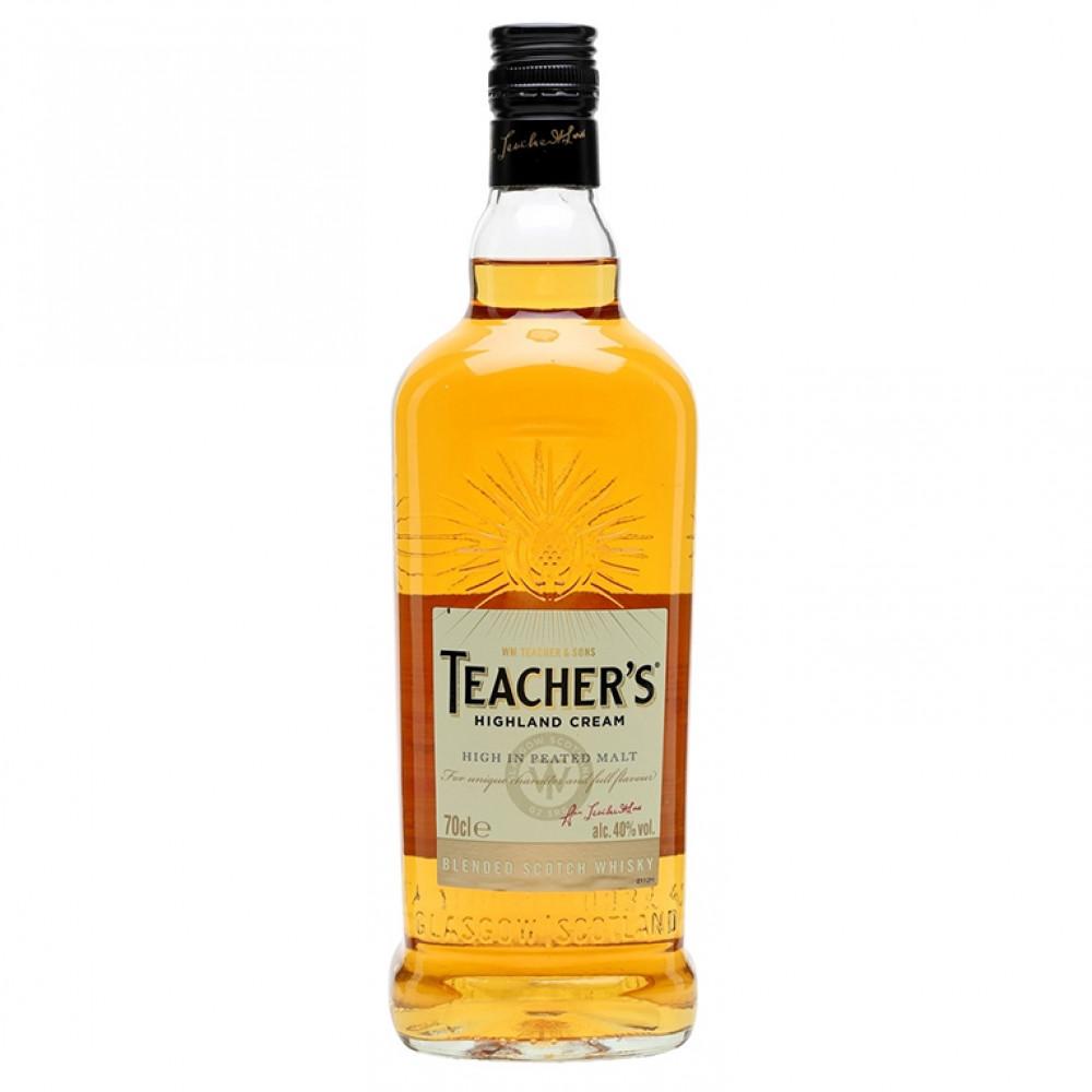 Виски Тичерз Хайленд Крим 0.700