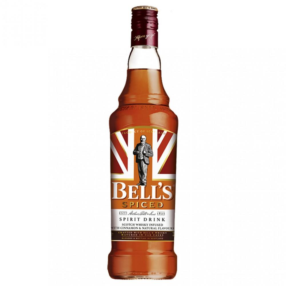 Виски Бэллс Пряный 0.700