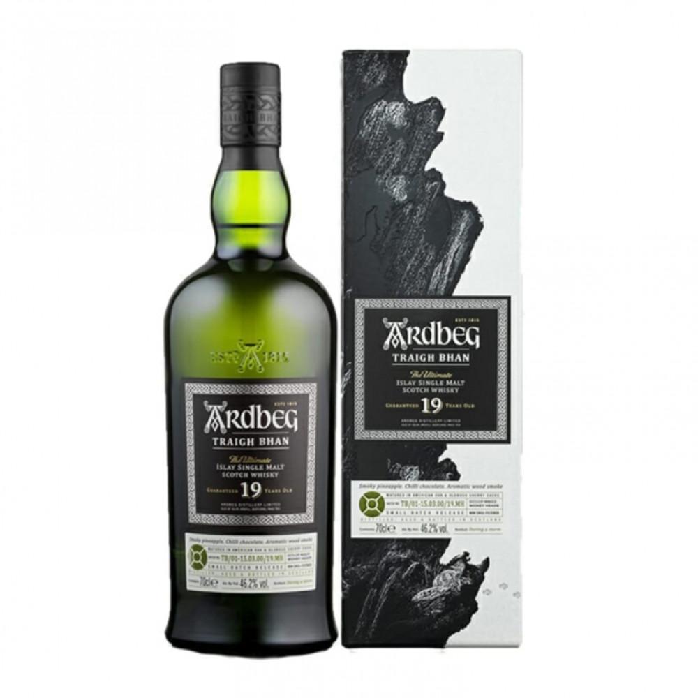 Виски Ардбег Три Ван (п/к)  0.700
