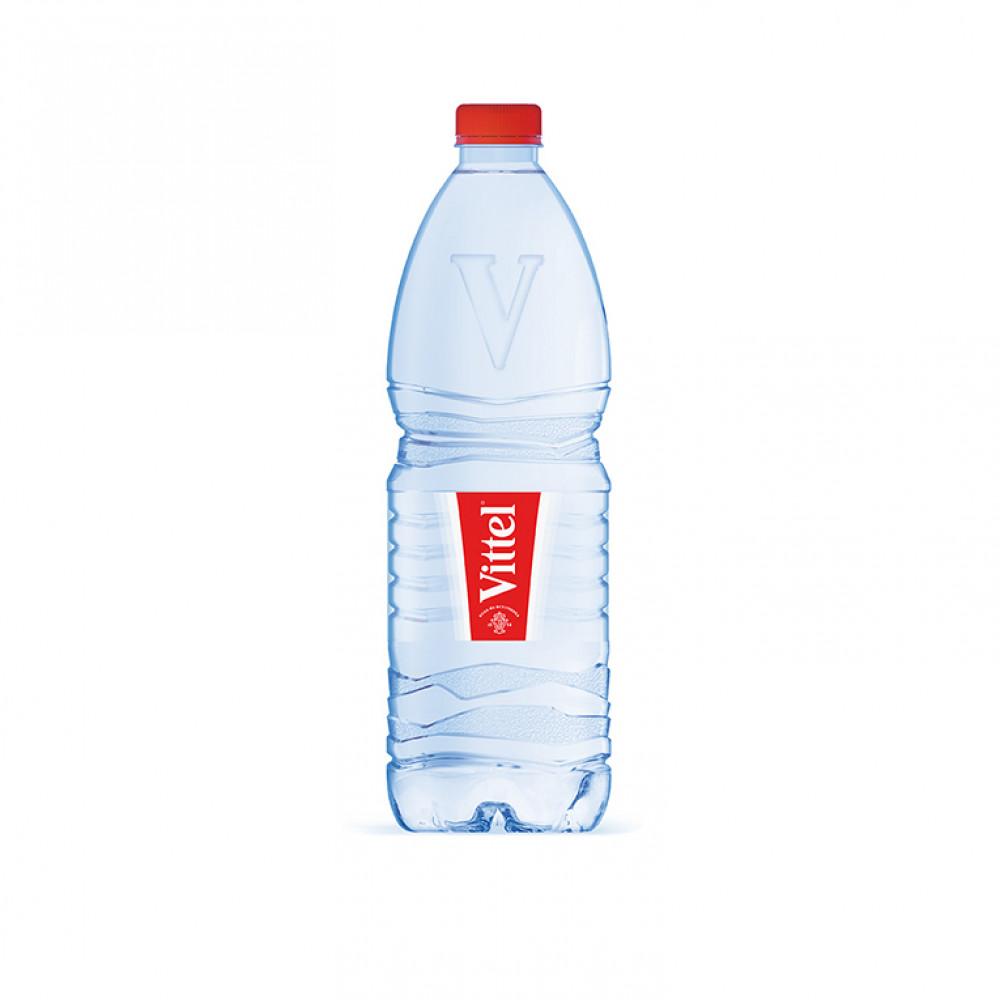 Вода негаз мин Виттель пэт 1.000